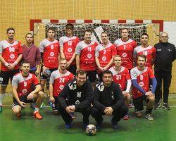 Muži vyhráli domácí zápas